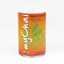 Veganer Bio My Chai Matcha Grüntee mit Mango