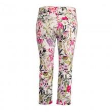 ebe9904ef97c7a bloomers Velvet Slim Fit Damenhose - Rosa Bio Samthose | Greenpicks