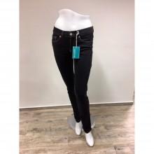 bloomers Damen Bio Jeans Röhre mit Dehnbund