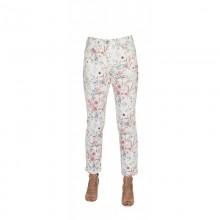 bloomers 7/8 Hose mit Blumenprint – Bio-Baumwolle