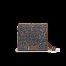 ad:acta Dienstweg braun Laptoptasche & Aktentasche