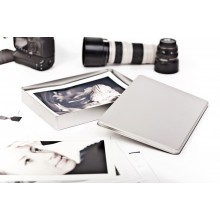 DIN A4 Maxi Metalldose & Geschenkverpackung