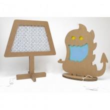 DIY Lampen EMMA & BUH von Room in a box