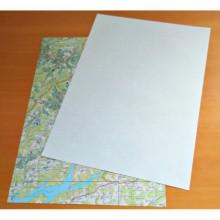 DRP Druckerpaper A4 aus recycelten Landkarten – 35 Stück