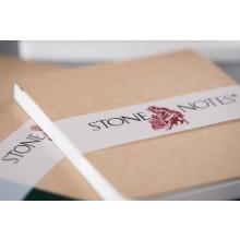 StoneNotes® – Notizblock quer 3er Set