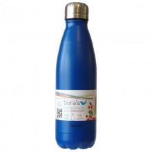 Dora's Thermosflasche aus Edelstahl – 750 ml Blau
