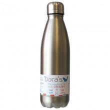 Dora's Thermosflasche aus Edelstahl – 1000 ml Edelstahl