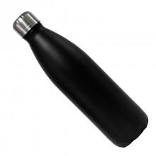 Dora's Thermosflasche aus Edelstahl – 500 ml Schwarz