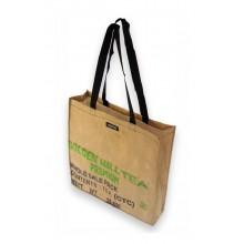 Einkaufstasche M Tamil Nadu aus recyceltem Teesack