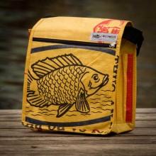 fair.tragen - gelber Fisch
