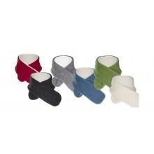 Fleece Schal aus Bio-Wolle für Kinder