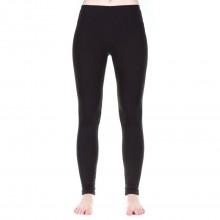 Functional Leggings, schwarz, aus Bio-Baumwolle und TENCEL®