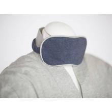 Schlafmaske Jersey Indigo Blue