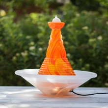 Brunnen Madonna, Orange