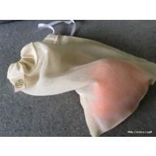 MCL® I Netzsäckchen I Set - 2 Stück I Für den Einkauf von Obst, Gemüse oder Brot statt Plastik- oder Papiertüten