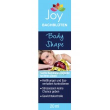 Joy Bachblüten Body Shape