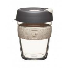 KeepCup Brew Chai – Glas Mehrwegbecher für Kaffee & Espresso