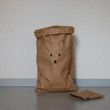 Aufbewahrungssack – Papiersack Hirsch – Limitierte Auflage