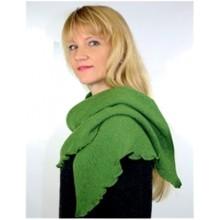 Krepp Schal – Krepp Tuch aus Merino-Wolle