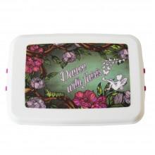"""Biodora Lunchbox & Aufbewahrungsdose aus Biokunststoff – Modell """"Fee"""""""