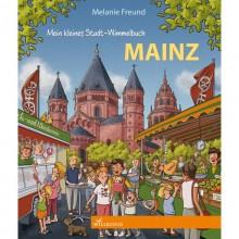 Öko Kinderbuch Mein kleines Stadt-Wimmelbuch Mainz, Willegoos
