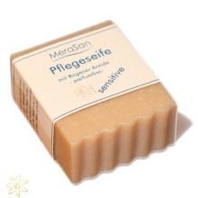 MeraSan Pflegeseife SENSITIVE parfümfrei 60g Stück