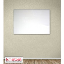 Knebel Infrarotglasheizung Nomix frameless (rahmenlos)