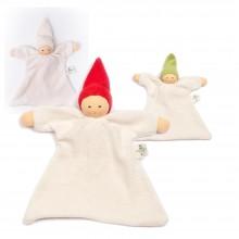 Nuckelpuppe Bio-Baumwolle von Nanchen