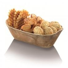 Palmblatt Schalen oval naturesse® - 20 Stück