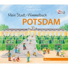 Potsdam Stadt-Wimmelbuch