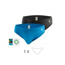 QuickSlip 1er Pack, Bio-Baumwolle, kleiderhelden