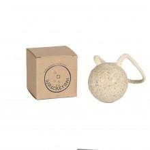 Bio Shampoo-Kugel Tonkabohne – Feste Haarseife für trockene Haare