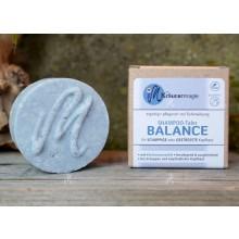 Shampoo-Taler Balance – Vegane Haarseife gegen Schuppen