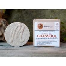 Shampoo-Taler Ghassoul – Vegane Haarseife für alle Haartypen