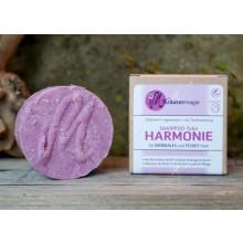 Shampoo-Taler Harmonie – Vegane Haarseife für normales und feines Haar