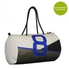 Große Sporttasche und Reisetasche XL »Sail Boat 8«  – individualisierbar