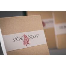 StoneNotes® – Notizblock hoch 3er Set