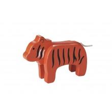 Tiger – Holzfigur aus FSC® Bambus Holz