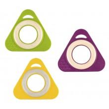 Greifling und Beissring TRIO verschiedene Farben