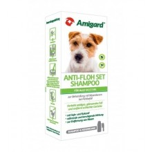 Natürliches ANTI-FLOH SET für Hunde