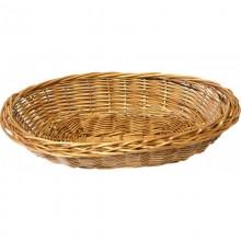 Weidenkorb, oval, von Biodora