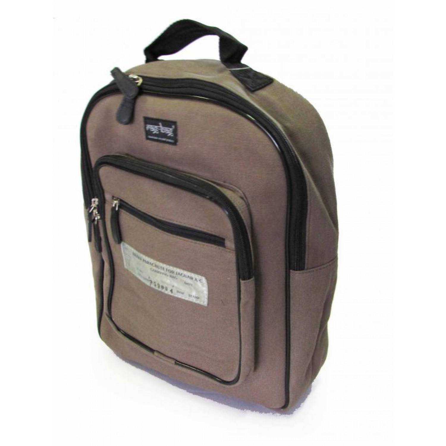 Ragbag Recycled Canvas Backpack