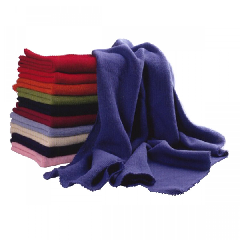 Babys blanket organic merino wool
