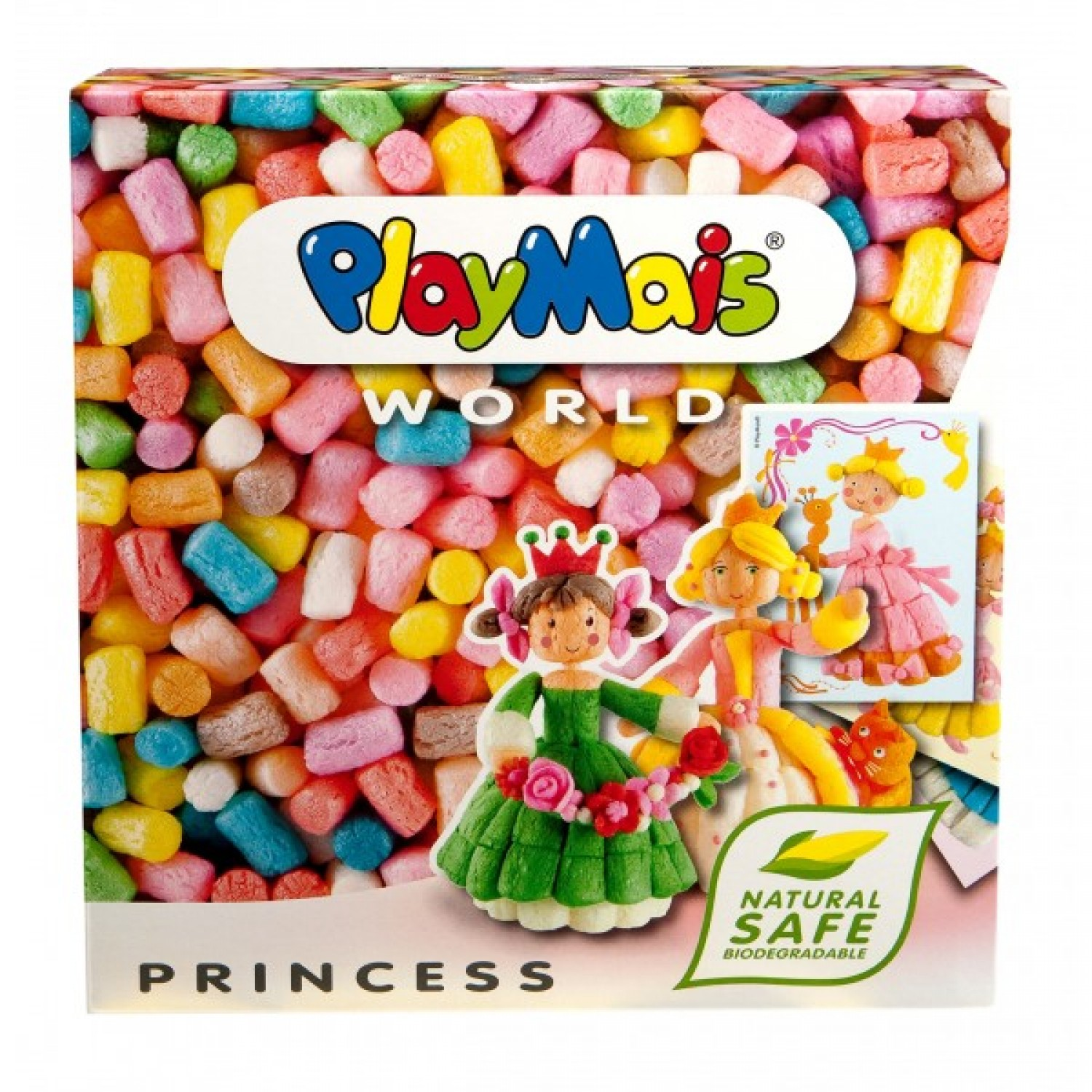 PlayMais World Princess corn starch toy