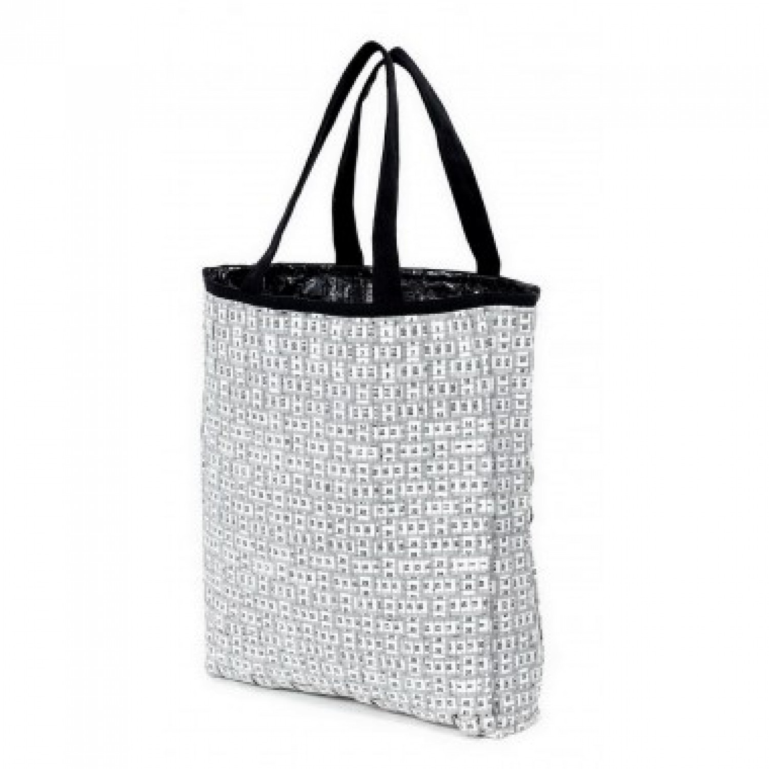 Couturière | large white bag | shopping bag