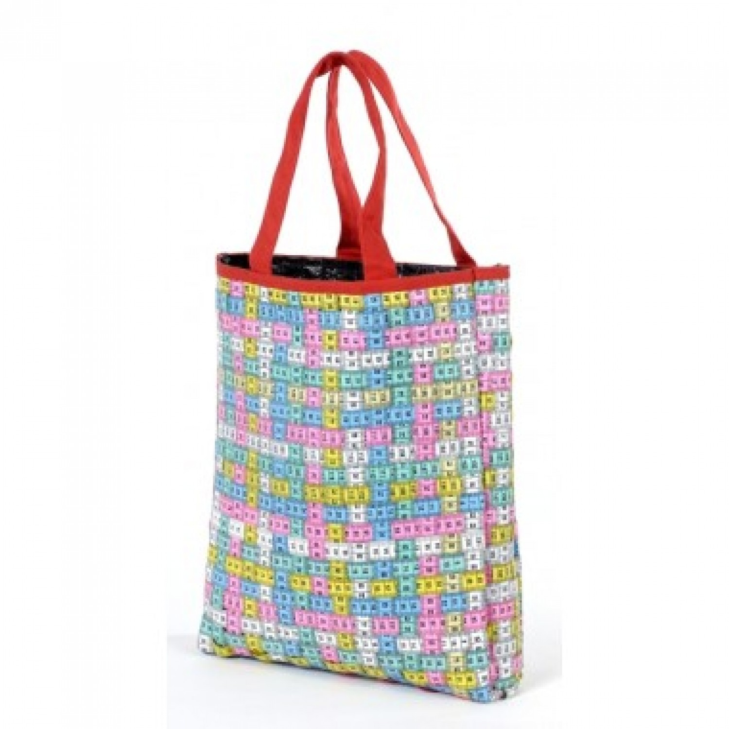 Couturière   large coloured bag   shopping bag