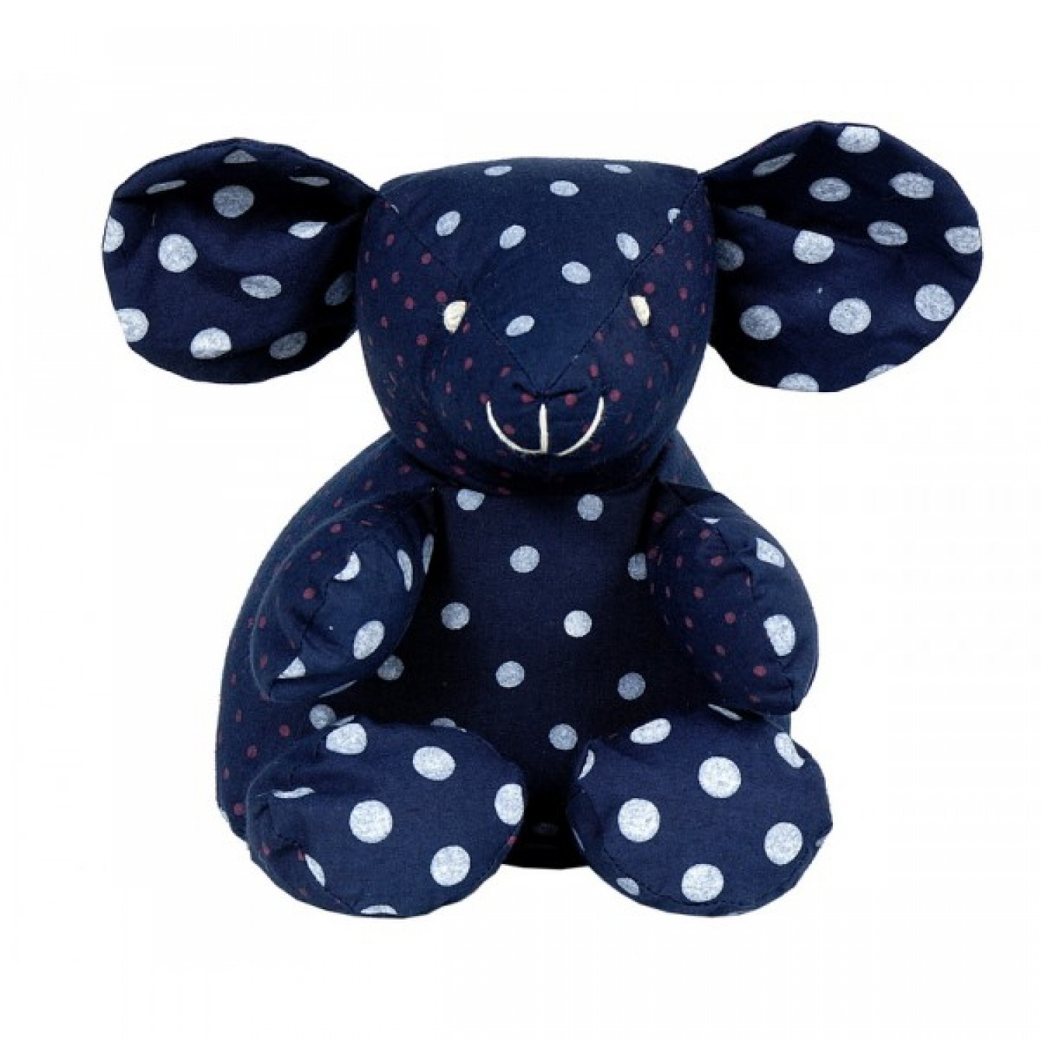 Stuffed toy | Veronique the mouse | organic cotton