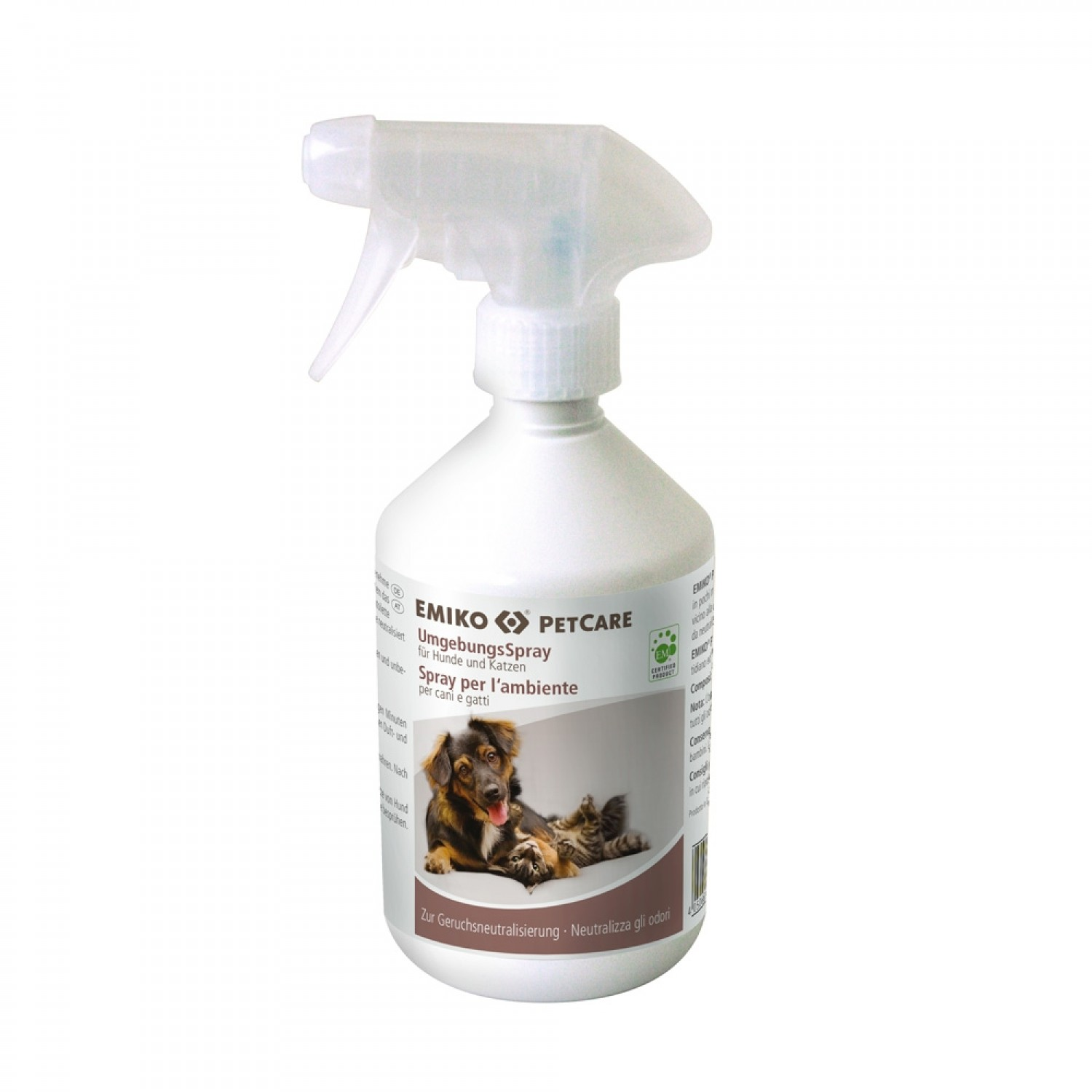 Emiko PetCare Environment Spray for Dogs & Cats, 500ml