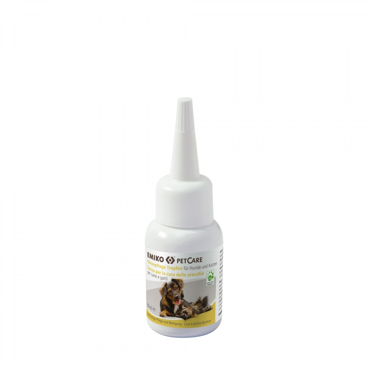 Emiko PetCare Ear Care Drops for Dogs & Cats