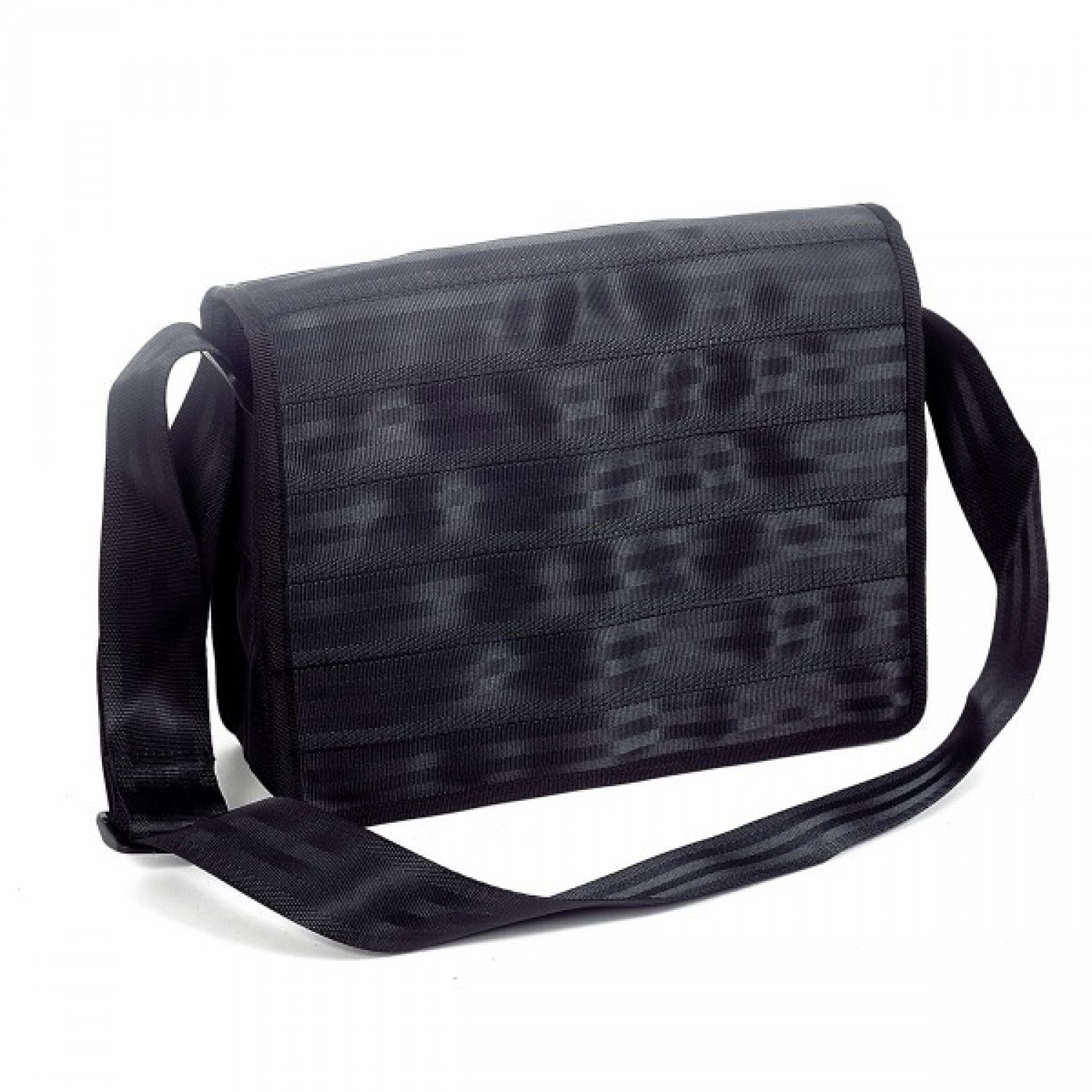 Dominique | dark grey small messenger bag